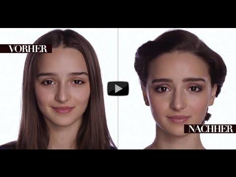 Keira Knightley Tutorial - romantisches Makeup
