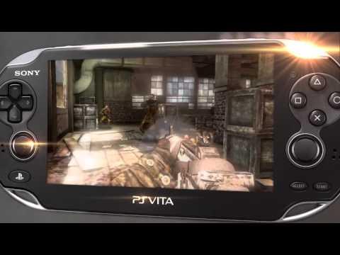 Call of Duty Black Ops Declassified (PS Vita) - Trailer gamescom 2012