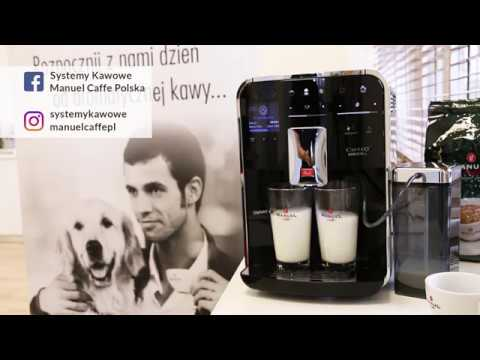 Video recenzja. Melitta Caffeo Barista TS F85/0-102