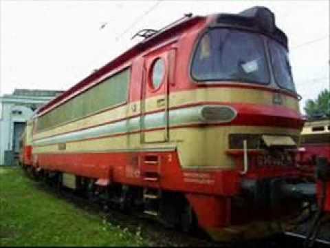 fotky vlaků
