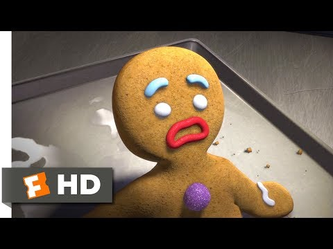 Shrek (2001) - Do You Know the Muffin Man? Scene (2/10) | Movieclips