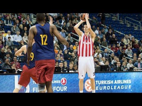 ANGT MVP: Borisa Simanic, U18 Crvena Zevzda Telekom Belgrade