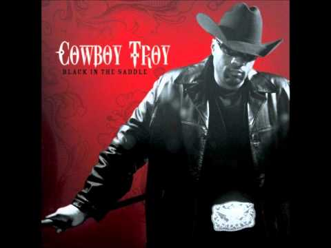 Man With The Microphone - Cowboy Troy (Black In The Saddle)