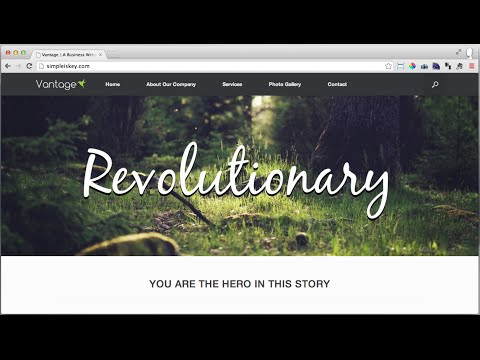 How To Make a WordPress Website – 2014