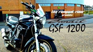 10. Suzuki Bandit GSF 1200 - Review, ride and walkaround