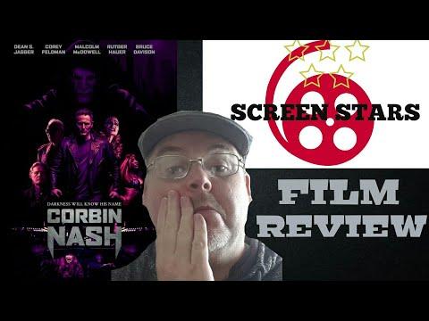 Corbin Nash (2018) Vampire, Action, Horror Film Review (Rutger Hauer, Dean S. Jagger)