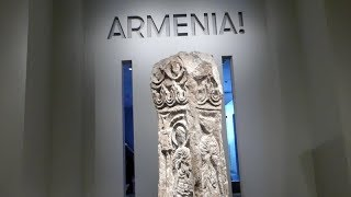 ARMENIA! A major exhibition opens at the Metropolitan Museum of Art