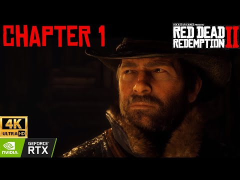 Red Dead Redemption 2 : Chapter 1   4K Max Settings   PC Walkthrough   Ultra   4K   RTX 2080 Ti