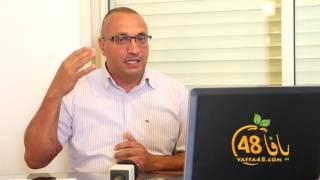 الدكتور يوسف المشهراوي يدعو إلى تقوية اللغة العربية في كافة مناحي الحياة بيافا