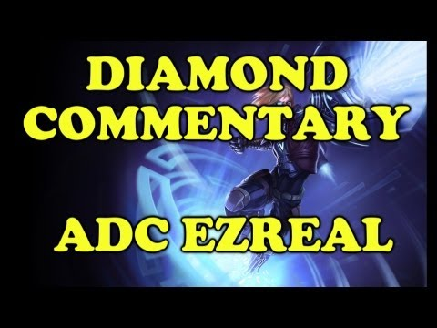 ezreal build - Back to my usual full game commentary today this time with Ezreal. The reason I picked this specific game was to show you how to close out a game after winni...