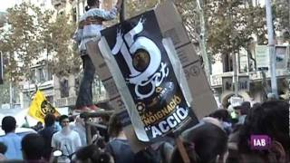 15O - World Revolution Day a Barcellona (Video)