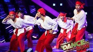 ครีเอทีฟแดนซ์ที่สนุกสุดๆ - Light Family Ranking - Thailand Dance Now 2013