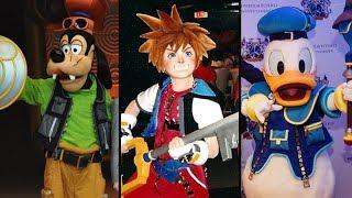 Video Evolution of Kingdom Hearts In Disney Parks! DIStory Ep. 21- Disney Park History! MP3, 3GP, MP4, WEBM, AVI, FLV Agustus 2018