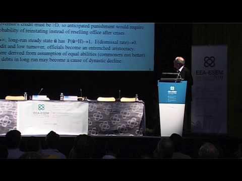 EWR-ESEM09: Roger Myerson, Econometrics Society Presidential Address (Teil 5)