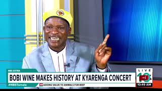 Download Video One on One With Tamale Mirundi: Bobi Wine makes History at Kyarenga Concert MP3 3GP MP4