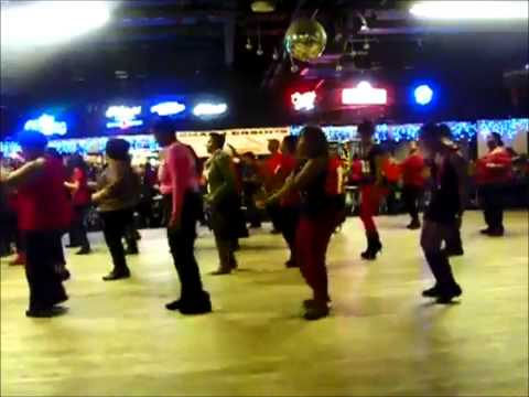 Anthony Hamilton - Best Of Me (Line Dance)