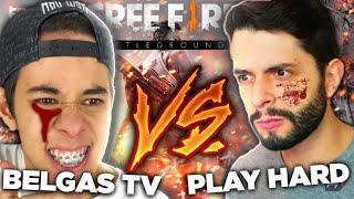 PLAYHARD VS BELGAS TV NO FREE FIRE