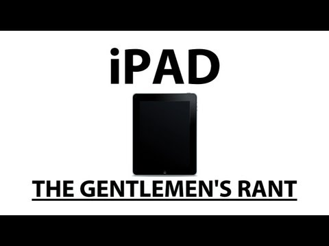 The Gentlemens Rant: The New iPad