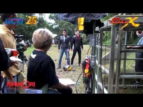 Behind The Scene Satria Garuda BIMA X Eps 3 & 4