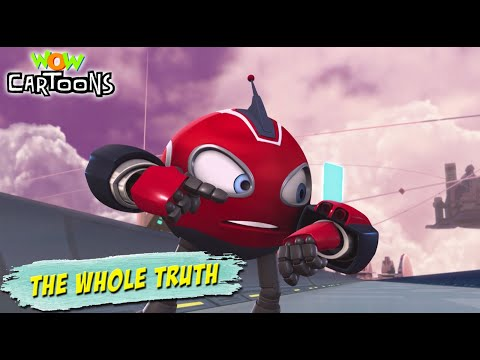Rollbots | Ep 16 | Action Cartoon Video | Cartoons for Kids | Wow Cartoons