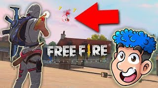 CREEN QUE ESTO QUE HICE EN FREE FIRE ES LEGAL ? MI MEJOR KILL | TheDonato