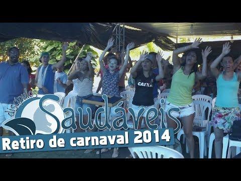 Retiro de carnaval 2014 - Igreja Batista Memorial em Silva Jardim