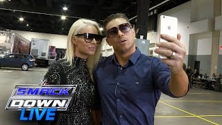 Nonton The Miz   Maryse Facebook Live As They Arrive For The Wwe Draft  July 19  2016 Film Subtitle Indonesia Streaming Movie Download