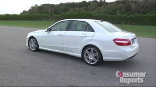 2010-2011 Mercedes-Benz E-Class Review From Consumer Reports