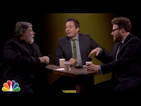 True Confessions with Seth Rogen and Steve