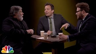 Video True Confessions with Seth Rogen and Steve Wozniak MP3, 3GP, MP4, WEBM, AVI, FLV Desember 2018