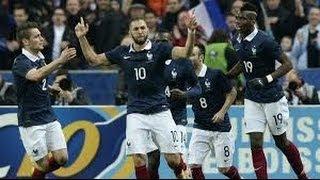 Die 10 schönsten Treffer des Karim Benzema fürs französische Nationalteam