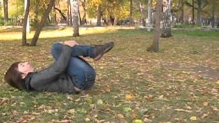 Упражнения для позвоночника — Брэгг Поль — видео