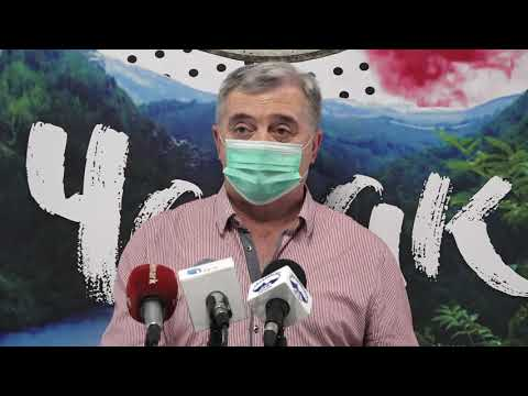 На ковид одељењима Опште болнице Чачак хоспитализовано 111 пацијената