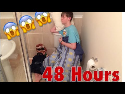 Video I Locked Myself In My Bath Room For 48 Hours download in MP3, 3GP, MP4, WEBM, AVI, FLV January 2017
