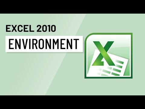Customising the Ribbon in Excel 2010