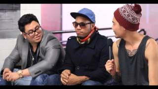 Interview with Dumbfoundead, Andrew Garcia & Breezy Lovejoy (PART 2) Fan Q + Freestyle