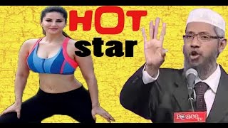 Video Sunny Leone is Superb Example for Non Virgin   Dr Zakir Naik MP3, 3GP, MP4, WEBM, AVI, FLV Maret 2018