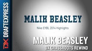 Malik Beasley Grassroots Rewind