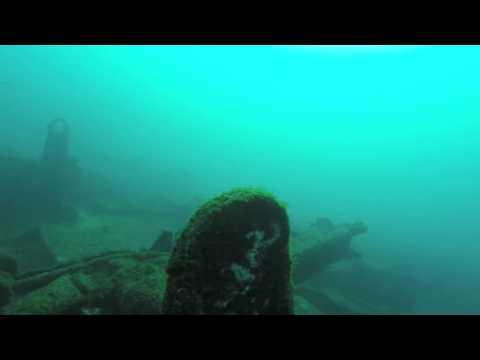 Shipwreck Dori Ponta Delgada