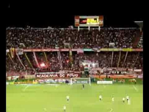 Inter x São Paulo - Brasileiro 08 - Guarda Popular - Muito mais que um vício (White Stripes) Seven - Guarda Popular do Inter - Internacional