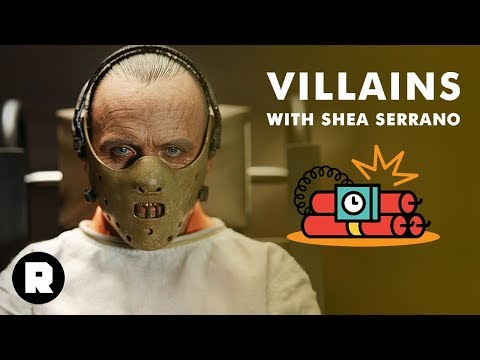 Hannibal Lecter from 'The Silence of the Lambs'   Villains with Shea Serrano (Ep. 1)   The Ringer
