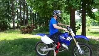 9. My New YZ 125