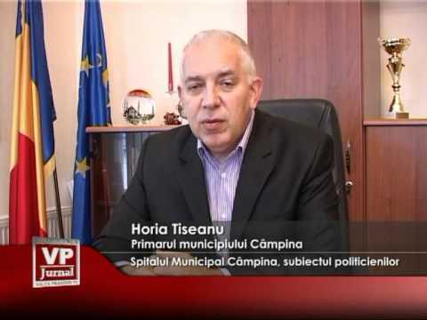 Spitalul Municipal Câmpina, subiectul politicienilor