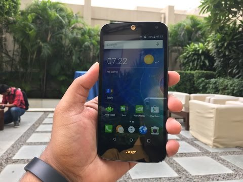 Acer Liquid Z630s Hands on Review, Camera, Features