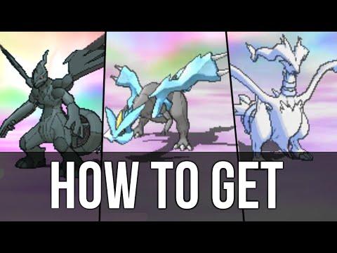 comment avoir reshiram dans pokemon blanc