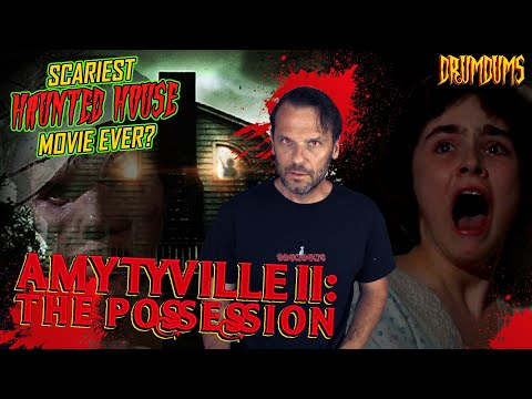 Amityville II The POSSESSION (Scariest Haunted House Movie Ever?!)