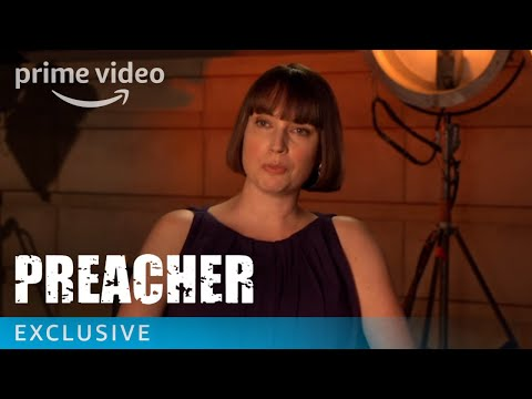 Preacher Season 2 Episode 10 - Behind the Scenes | Prime Video