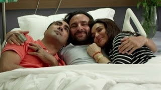 Making of (Happy Ending) | Saif Ali Khan, Ileana, Govinda, Ranvir Shorey, Preity, Kalki