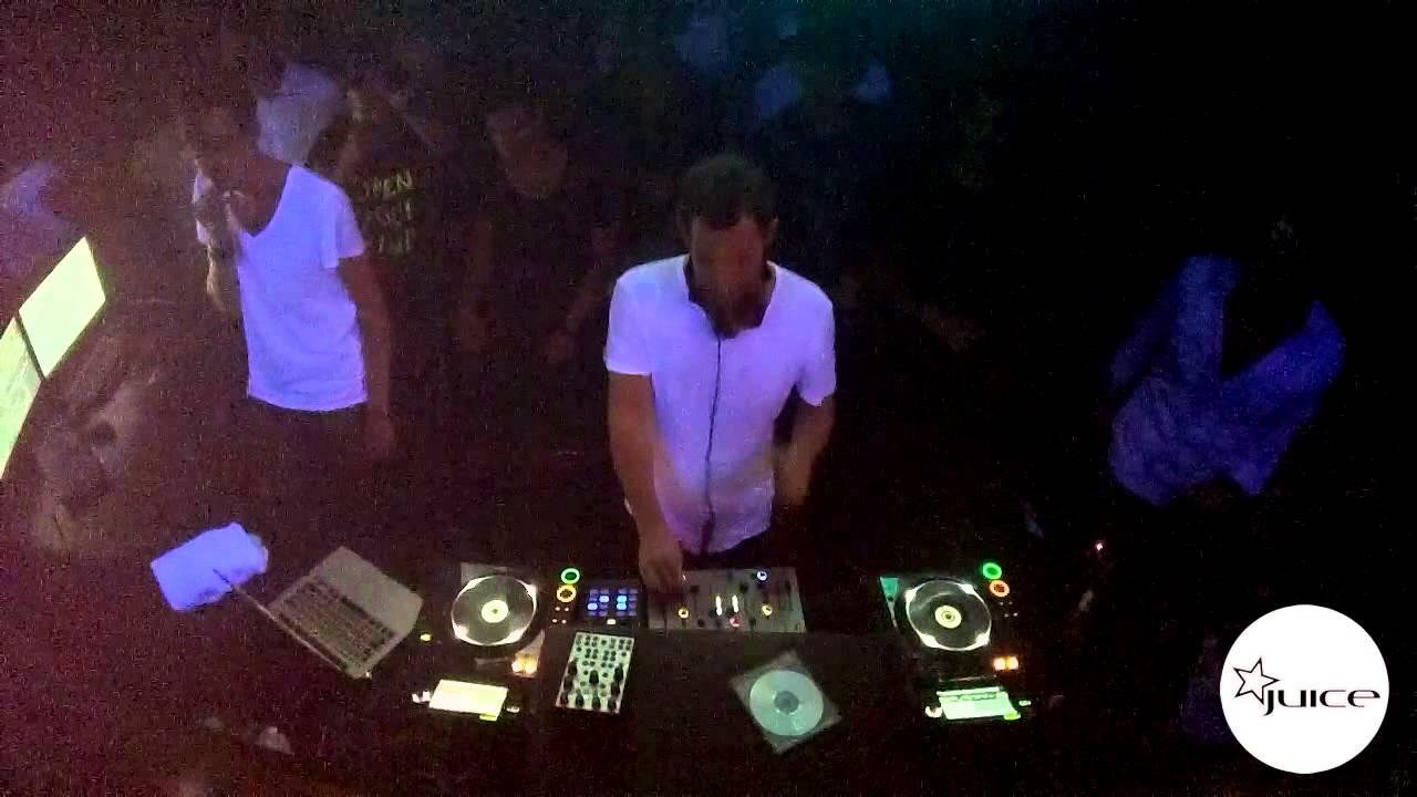 Matthias Tanzmann - Live @ Juice TV 2014