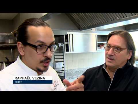 Focus on Canadian specialities at Monaco's Vocational and Catering School